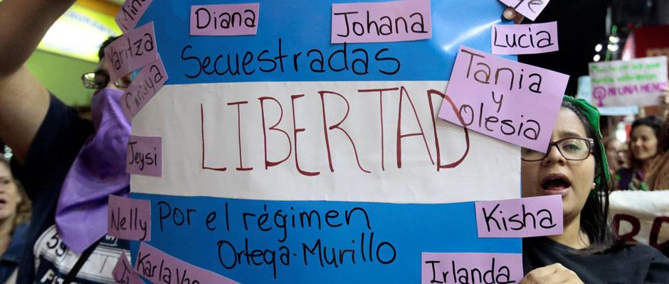 Esperanza para Nicaragua