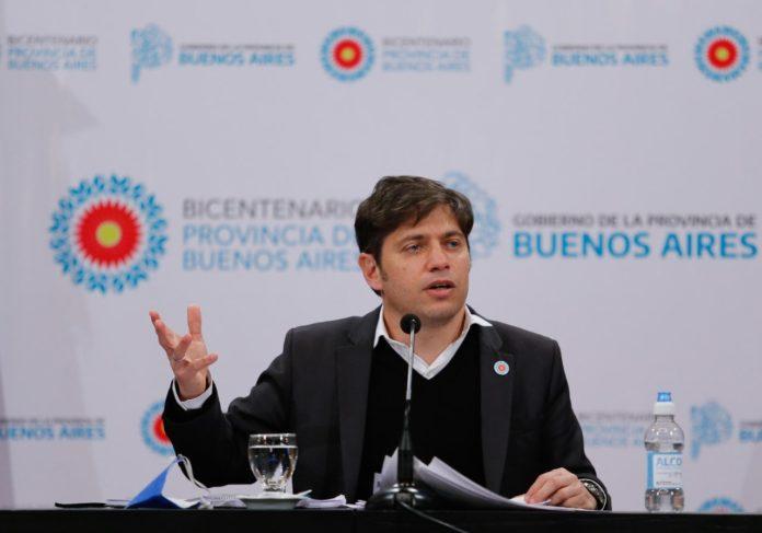 El gobernador criticó al sector de la oposición que critica el arribo de la Sputnik V al país.