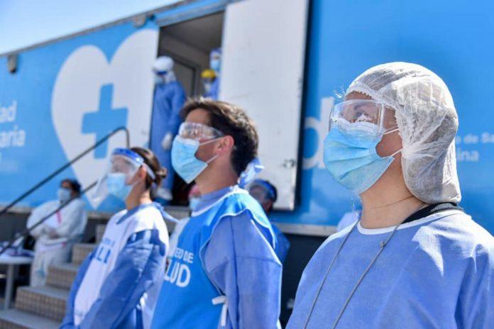 El Gobierno provincial otorgará una licencia excepcional a los trabajadores de la salud