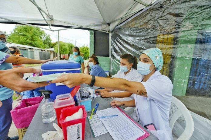 Caen los casos de coronavirus en la provincia tras cuatro semanas de aumento sostenido