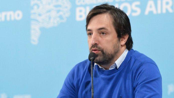 """Nicolás Kreplak afirmó que """"hay varias medidas vigentes que no se estaban respetando"""" y """"ahora vamos a hacer el aislamiento con mucha más fuerza""""."""
