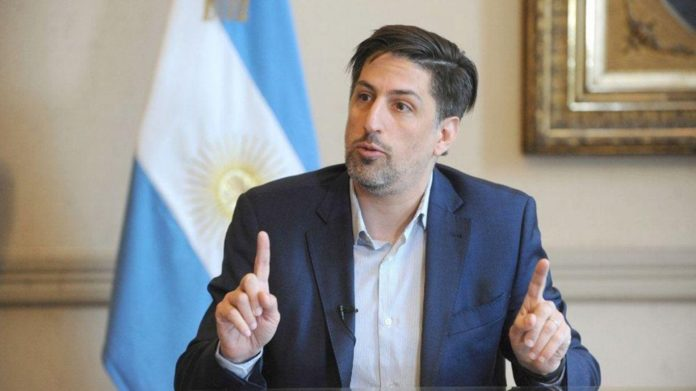 El ministro de Educación nacional, Nicolás Trotta.