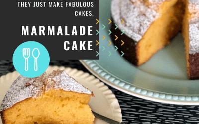 Marmalade 'no-worries' Cake