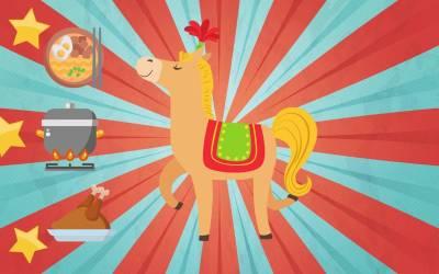 Three-trick pony