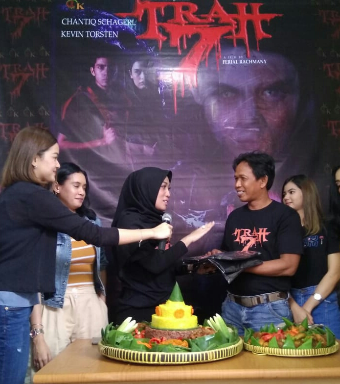 Syukuran Film Trah 7 Diproduksi DLK Production