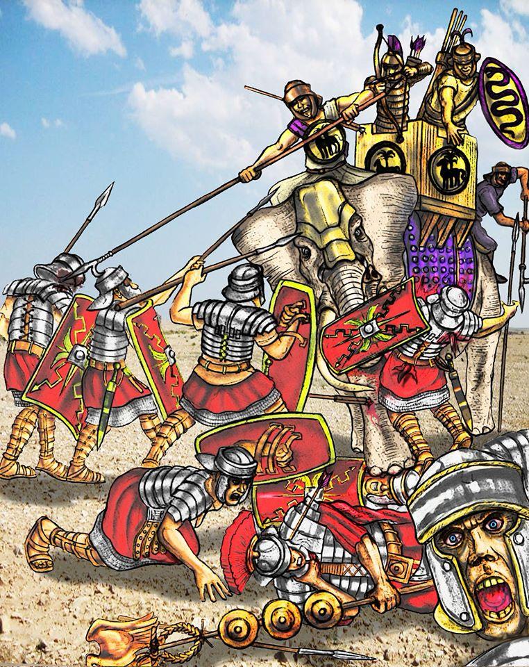 Guerras Punicas Por Seba