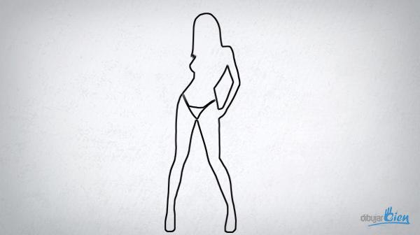 Cómo dibujar bien: La línea de contorno es sexy – Dibujar Bien.com