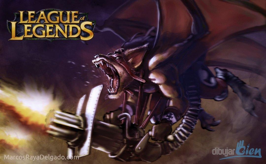 Un nuevo campeón de League of legends