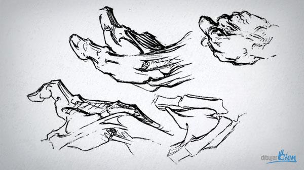 Libros para dibujar anatomía: George Bridgman, maestro de maestros