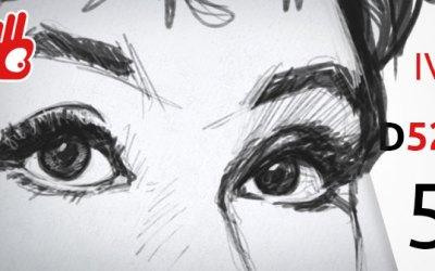 Truco para dibujar ojos realistas fácilmente
