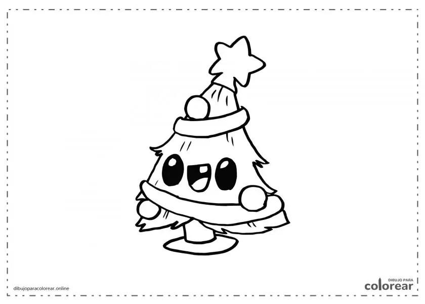 Navidad Nacimiento Kawaii Dibujos Para Colorear Novocom Top Tarjetas de navidad, cartas para papá noel, etiquetas para regalos y muchas actividades. navidad nacimiento kawaii dibujos para