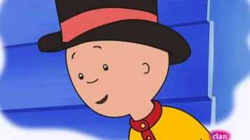 Caillou 8×40 Caillou Hace Compost