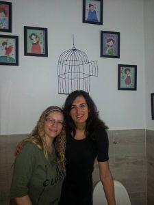 La Ventana Cafébar: Nosotras también somos de Mariayolé