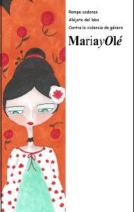 Marcapáginas Mariayolé (las dos caras)
