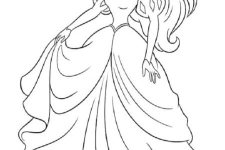 dibujos para colorear de princesas » Full HD Pictures [4K Ultra ...
