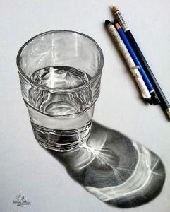 Dibujar objetos simples todos los días de la vida real