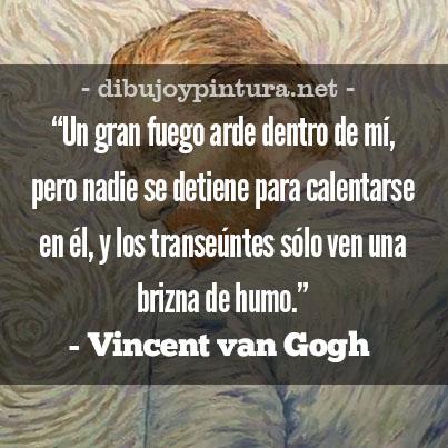Frases Celebres Vincent Van Gogh