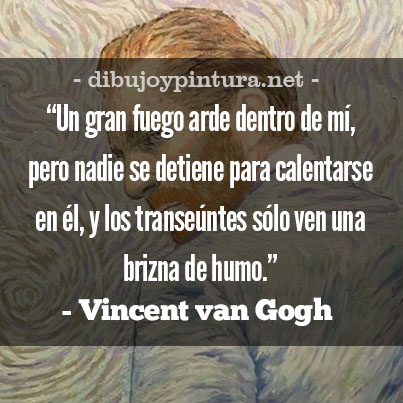Las Mejores Frases De Vincent Van Gogh