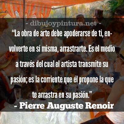 Frases De Pintores Franceses Auguste Renoir