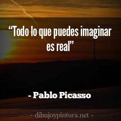 Frases de Pablo Picasso