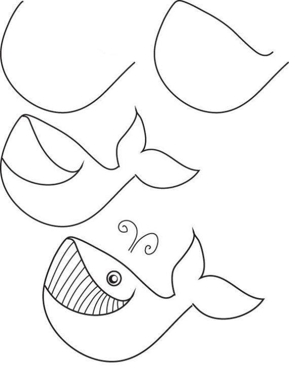 Imágenes para dibujar fáciles