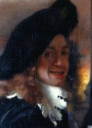 Pintor Famoso Holandes Johannes Vermeer (1632 - 1675)