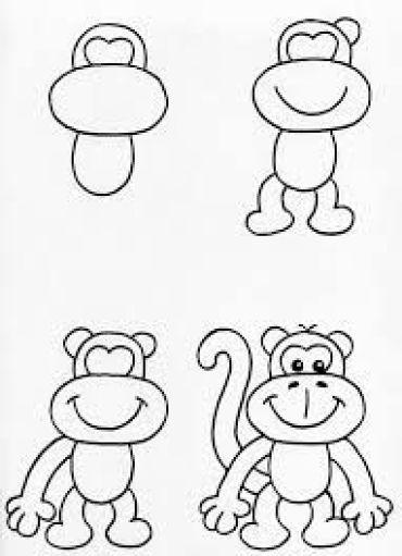 dibujos para dibujar paso a paso