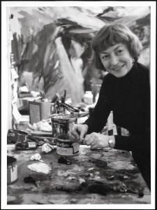 Elaine de Kooning expresionismo abstracto