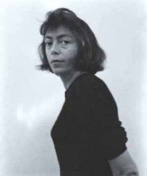 Joan Mitchell artista femenina del expresionismo abstracto