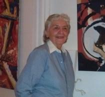 Judith Godwin mujer artista del expresionismo abstracto