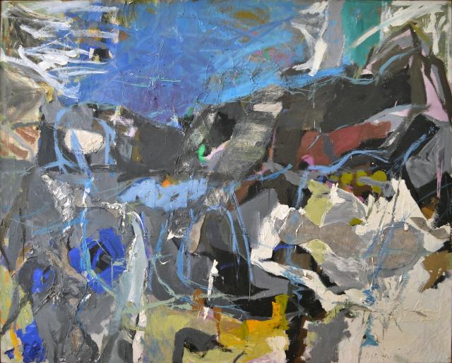 Perle Fine obras de arte expresionismo abstracto