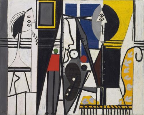 Técnicas De Pintura Que Utilizaba Picasso