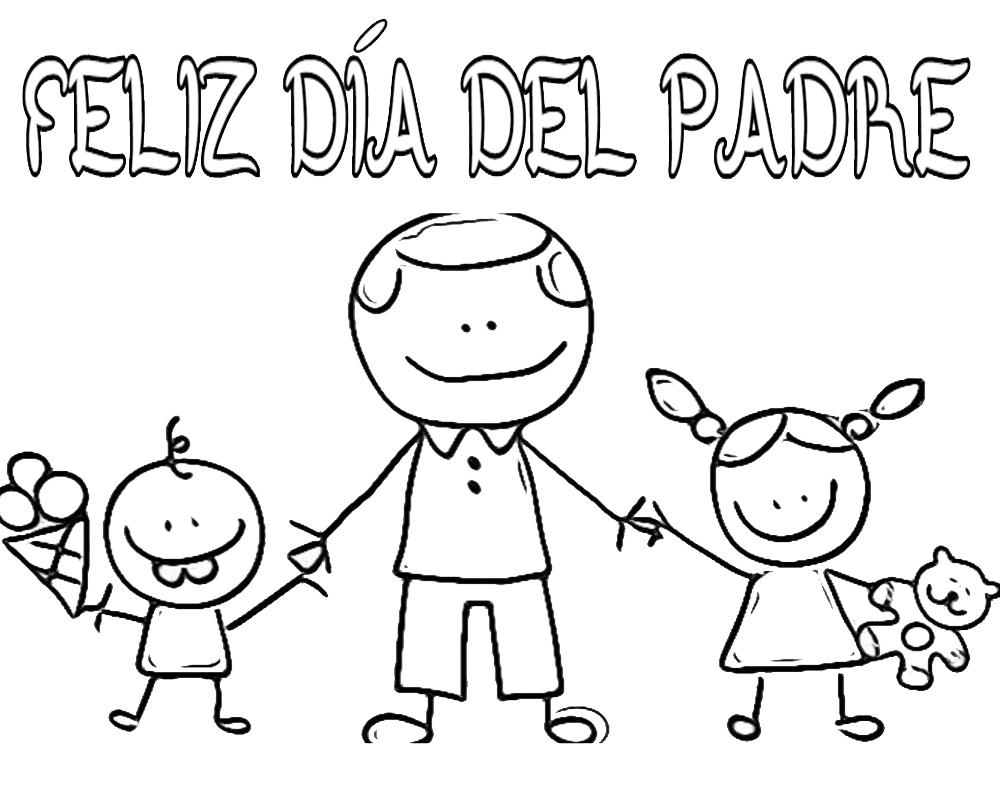 Dibujos para el dia del padre bonitos