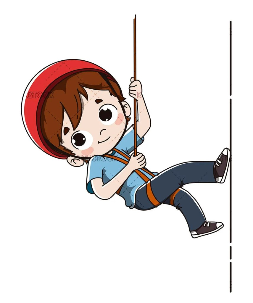 Climbing or adventure sport