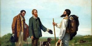 Bonjour Monsieur Courbet ! Gustave Courbet