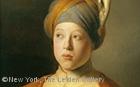 Jan Lievens - Garçon à la cape et au turban