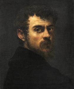 Tintoret Autoportrait