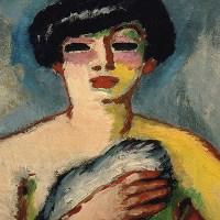Van-Dongen Portrait de Fernande