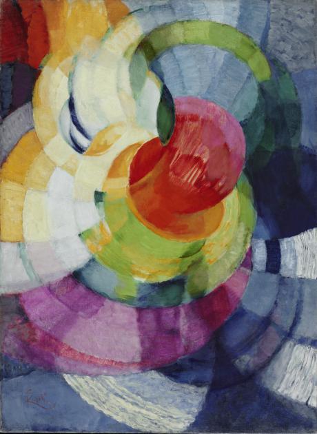 Kupka pionnier de l'abstraction