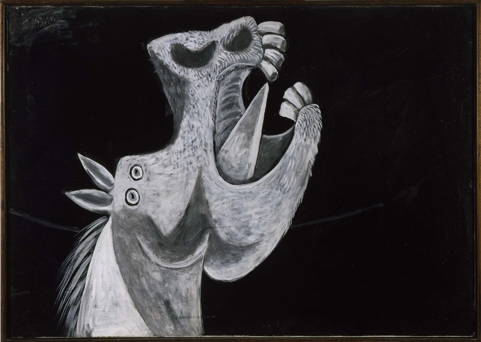 Cheval Guernica