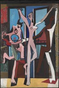 The Three Dancers 1925 Pablo Picasso 1881-1973 Purchased