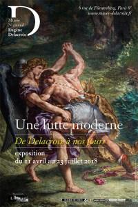 Delacroix-une lutte moderne