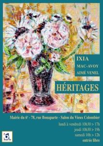 Exposition Peinture Ixia