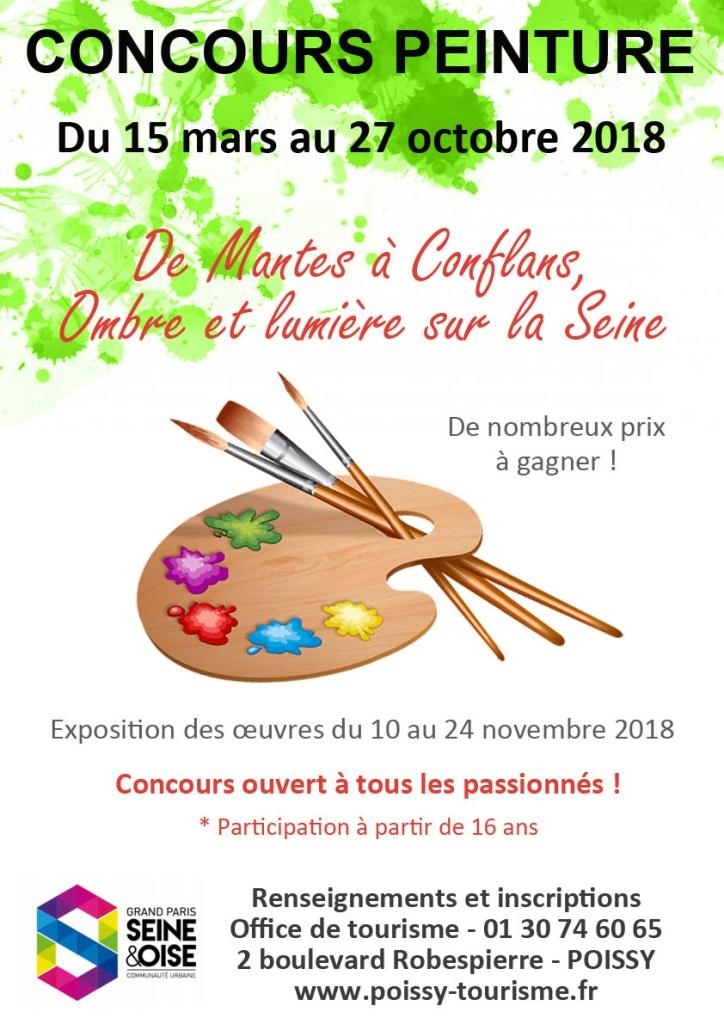 Concours Peinture GPSO 2018