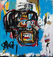 Basquiat - sans titre