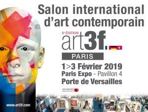 art3f Paris 2019