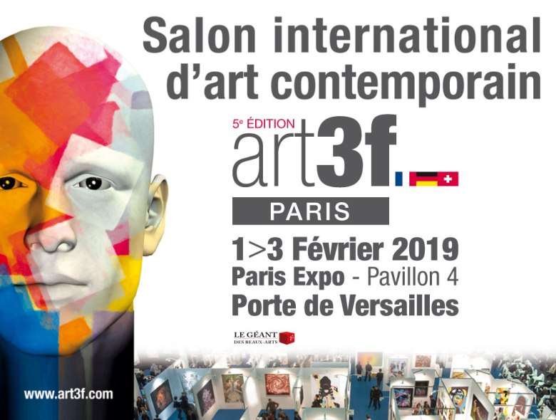 art3f Paris 2019