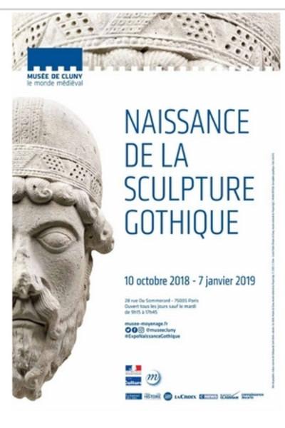 Naissance de la sculpture gothique