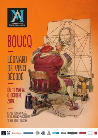 Boucq : Léonard de Vinci décodé