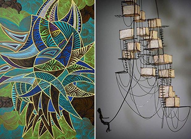 Exposition peinture & sculpture - Le Collectif K.Ô.L.T & De fil en Fer